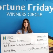 Fortune Fridays - Winners Circle 5